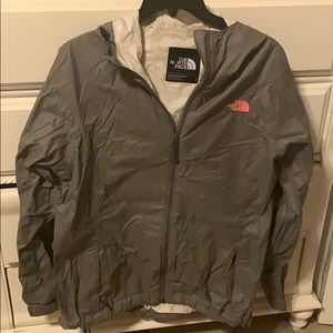 The North Face Women's Grey Windbreaker
